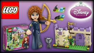 ♥ LEGO Disney Princess Merida's Brave Highland Games