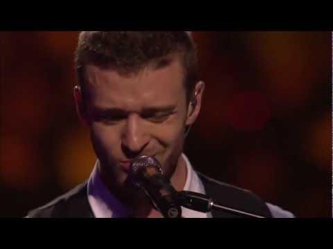 Justin Timberlake - What Goes Around..Comes Around Live full HD