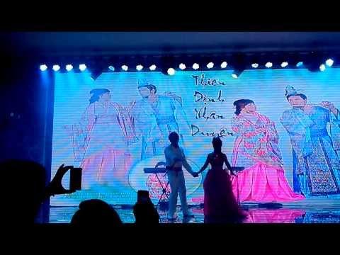 Đám cưới lạ nhất Sài Gòn - Chú rễ hát Cải Lương Hồ Quảng- Thiên Định Nhân Duyên