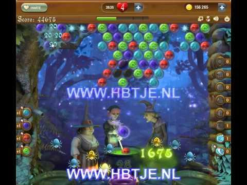 Bubble Witch Saga level 83