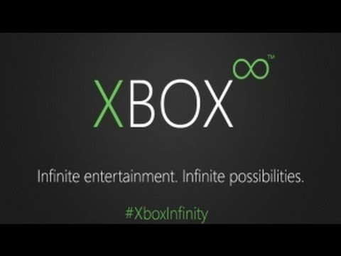 XBOX Infinity !!! Microsoft - Prsentation Officielle !