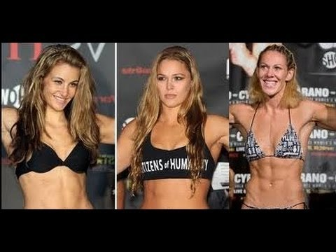 Womens MMA, Strikeforce, and Ronda Rousey opposite Cyborg or Tate in TUF? - MMA