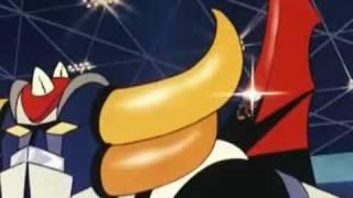 Cartoni animati - Goldrake - Uscita dalla base. view on youtube.com tube online.