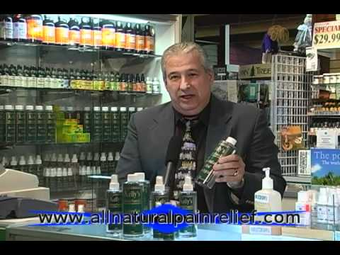 All Natural Pain Relief - Eucalyptus Oil Testimonials