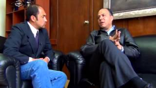 Entrevista a Gabriel Cisneros, Vicepresidente de la CCE
