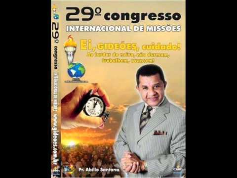 PASTOR ABILIO SANTANA OLARIA OLEIRO E VASO.wmv