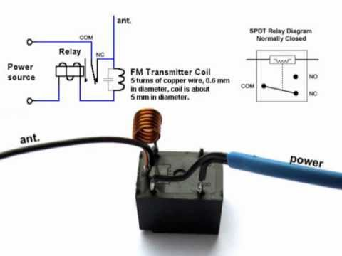 Cell phone jammer circuit diagram | cell phone jammer Saint-Ours