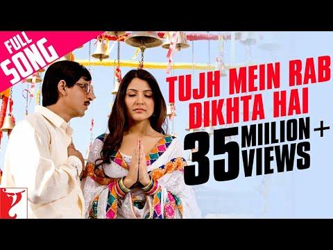 Tujh Mein Rab Dikhta Hai - Full Song -  Rab Ne Bana Di Jodi
