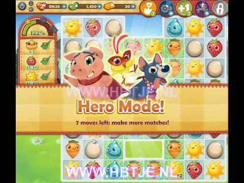 Farm Heroes Saga level 49