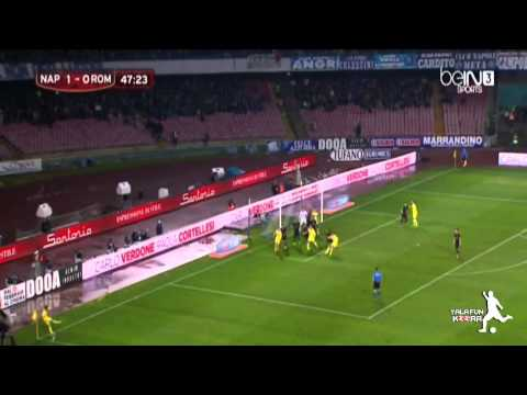 Napoli - Roma 3-0 Coppa Italia Highlights Ampia Sintesi (12.2.2014)