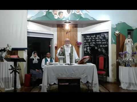 Santa Missa | 27.07.2020 | Segunda-feira | Padre José Sometti | ANSPAZ
