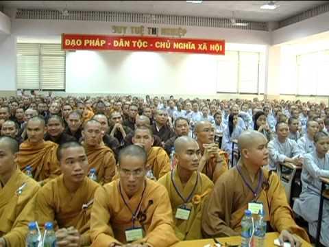 LỄ TỐT NGHIỆP - KHAI GIẢNG TRƯỜNG PHẬT HỌC TP.HCM 2013 (PHẦN 2)