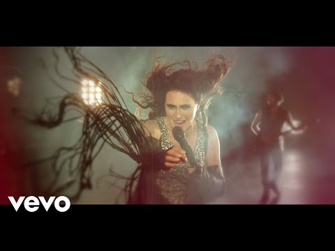 Within Temptation - Dangerous ft. Howard Jones online metal music video by WITHIN TEMPTATION