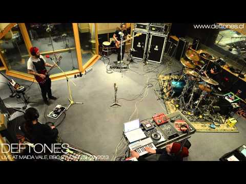 Deftones Live At The BBC Radio 1