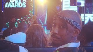 "TUPAC ALIVE AT BET AWARDS 2014 ""2pac Seen Alive 2014"