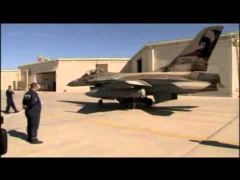 Israel Hosts Air Force Drills