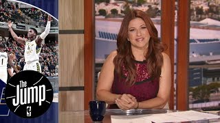 Victor Oladipo not in anyone's shadow anymore | The Jump | ESPN