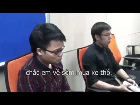 Cười té ghế với clip chế Anh không đòi quà của phóng viên VTV