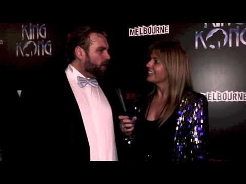 KING KONG'S ADAM LYON AT THE WORLD PREMIERE AFTER PARTY