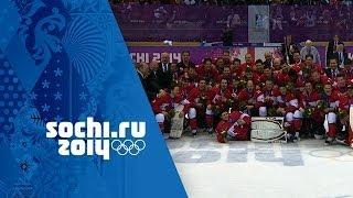 Ice Hockey Men's Gold Medal Final Sweden V Canada