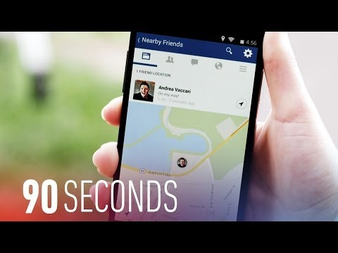 Facebook wants to help you find your friends, but do you want the help? 90 Seconds on The Verge