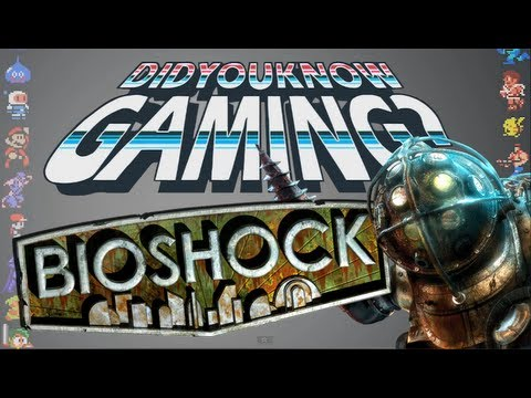 Bioshock - Did You Know Gaming? (Fanmade), Farfetch'd takes you down to Rapture, to reveal some trivia you may not know about Bioshock 1. (If this goes well, I might just make a DYK video for Bioshock...