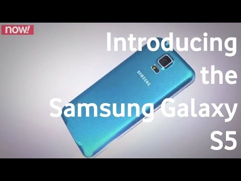 Vodacom Now! Trending Tech Episode 2: The Samsung Galaxy S5