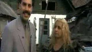 Borat : Trailer Italiano