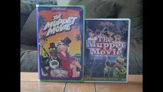 2 Different Versions Of The Muppet Movie