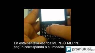 Como Desbloquear BlackBerry 8520 Y Otras (Introducir