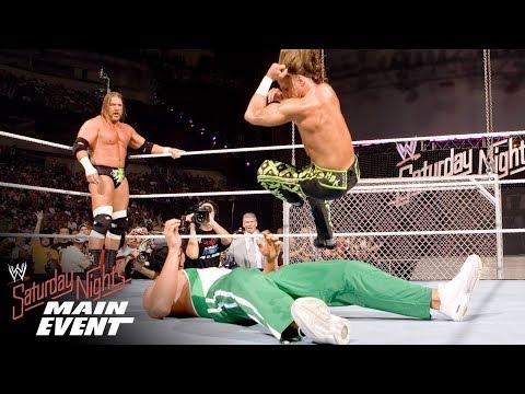 FULL-LENGTH MATCH - Saturday Night's Main Event 2006 - DX vs. The Spirit Squad: Handicap Match