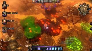 [Divinity Original Sin -  Spider Queen BOSS FIGHT - Giant Spi...] Video