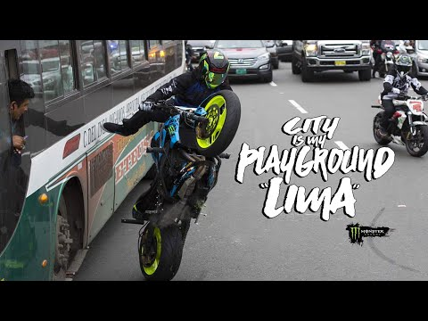 City is my Playground 2: Lima - Nick Apex & Ernie Vigil