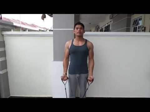 Buat Ini Untuk Besarkan Otot Bisep-Strongman Team