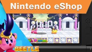 Nintendo EShop Kirby Fighters Deluxe