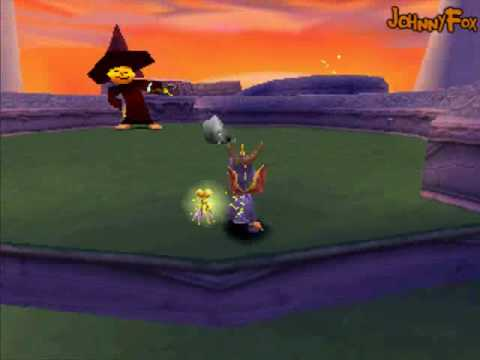 Spyro the Dragon -06- Toasty, BOSS FIGHT! Man this boss cracked me up. Only in the original Spyro games did we ever see such a perfect blend of great gameplay, great music, great level de...