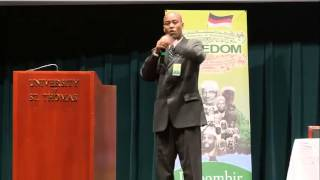 Dr. Ibrahim Elemo, OSA's President, Speaks at the 50th Anniversary of the Oromo Struggle for Freedom Led by General Wako Gutu (Oct. 20, 2013)
