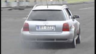 Full Throttle : New Audi RS 4 Avant (Option Auto) videos