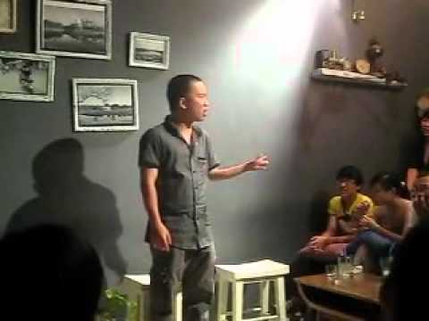 5 phut stand up comedy - Hai doc thoai - cua Dua Leo
