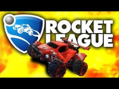 Rocket League Gameplay!!