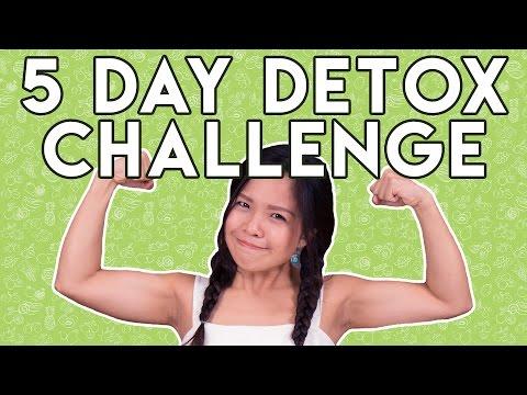 5 DAY DETOX CHALLENGE  | PrettySmart EP: 99