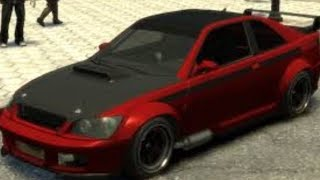 GTA IV: How To Get A Tuned Car! (Sultan RS)