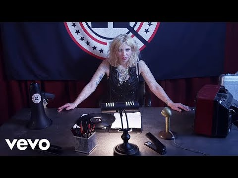 Rat A Tat (ft. Courtney Love)
