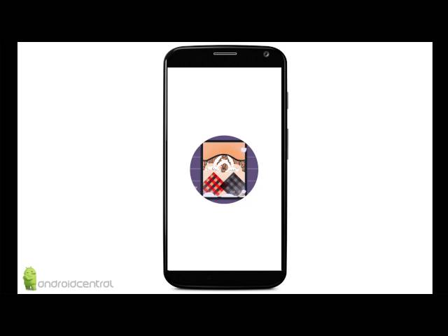 Motorola holiday boot animation