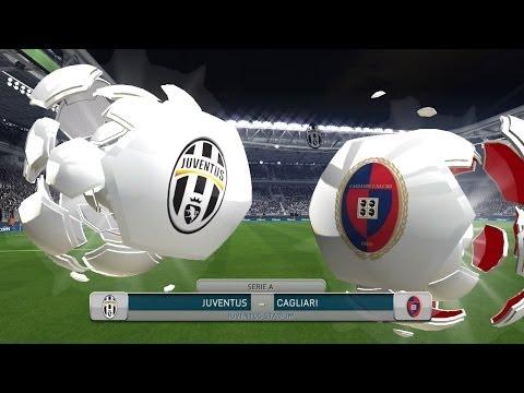 Fifa 14- Juventus VS Cagliari 18/05/2014 Previsione Ita HD 720p