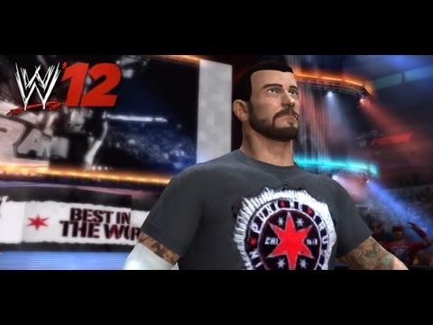 WWE '12 Community Showcase: CM Punk (Xbox 360)
