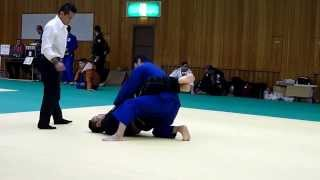 モンスターハウス(Wada Brown Senior1)  DUMAU JIU-JITSU KANSAI OPEN2014 view on youtube.com tube online.