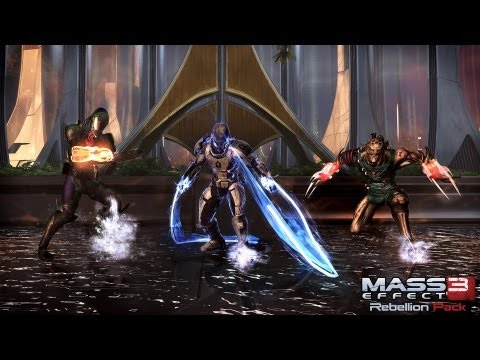 Mass Effect 3: Rebellion
