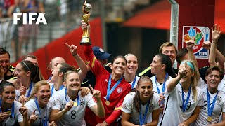 FINAL HIGHLIGHTS: USA v. Japan - FIFA Women's World Cup 2015 - Duration: 2:21.
