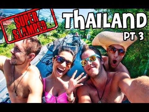 Super Stamped: Thailand (Pt. 3 Koh Samui)